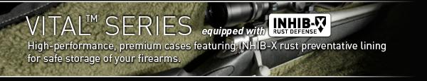 high-performance gun cases