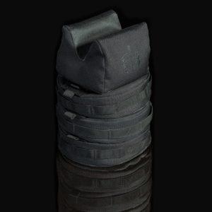 crucial sight stack combo, gun rest, firearm rest, crossbow rest, modular gun rest, gun rest combo, stackable gun rest